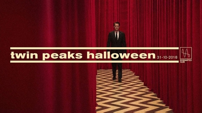 Twin Peaks Halloween Party at Romantso | 31.10